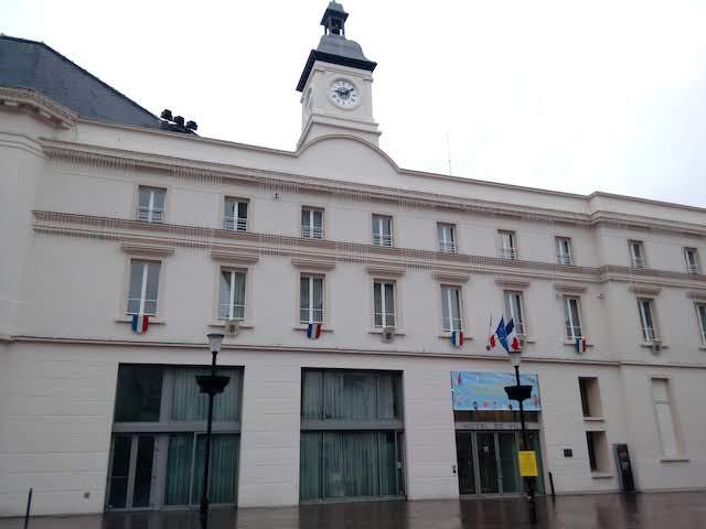Mairie d'Aubervilliers / © Sylvain Lafay