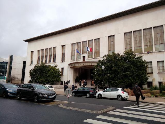 Mairie de Boulogne-Billancourt /  © Sylvain Lafay