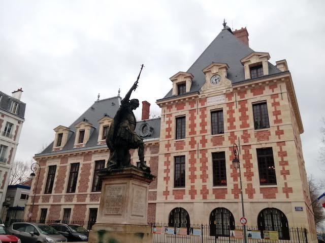 Mairie de Charenton / © Sylvain Lafay