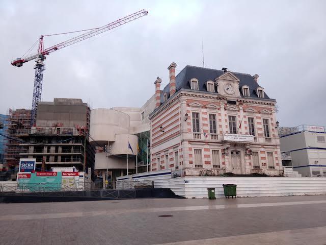 Mairie de Bagnolet / © Sylvain Lafay