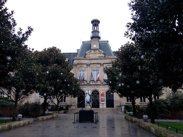 Mairie de Clichy-la-Garenne / © Sylvain Lafay