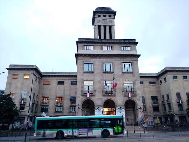 Mairie de Montreuil / © Sylvain Lafay