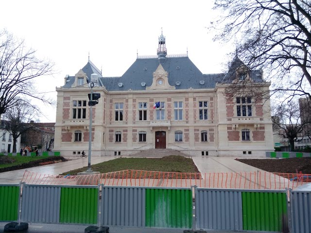 Mairie de Montrouge / © Sylvain Lafay