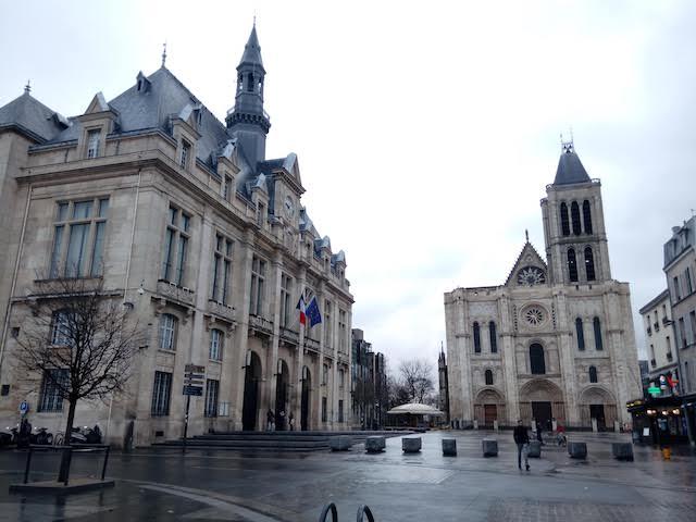 Mairie de Saint-Denis / © Sylvain Lafay
