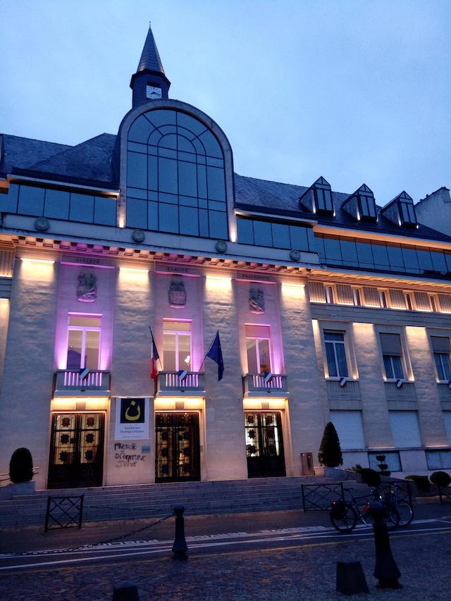 Mairie de Saint-Mandé / © Sylvain Lafay