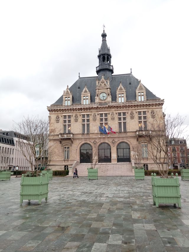 Mairie de Vincennes / © Sylvain Lafay