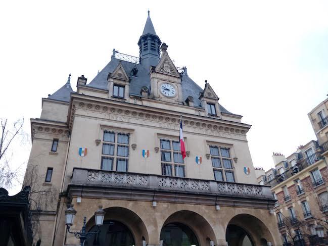 Mairie des Lilas / © Sylvain Lafay
