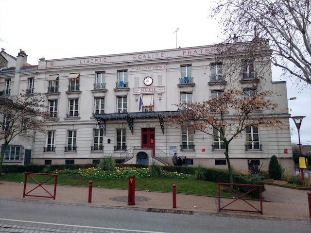 Mairie du Pré-Saint-Gervais / © Sylvain Lafay