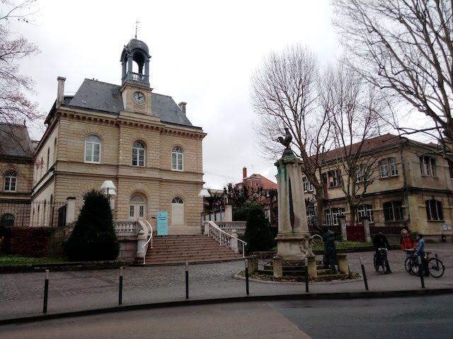 Mairie de Gentilly / © Sylvain Lafay