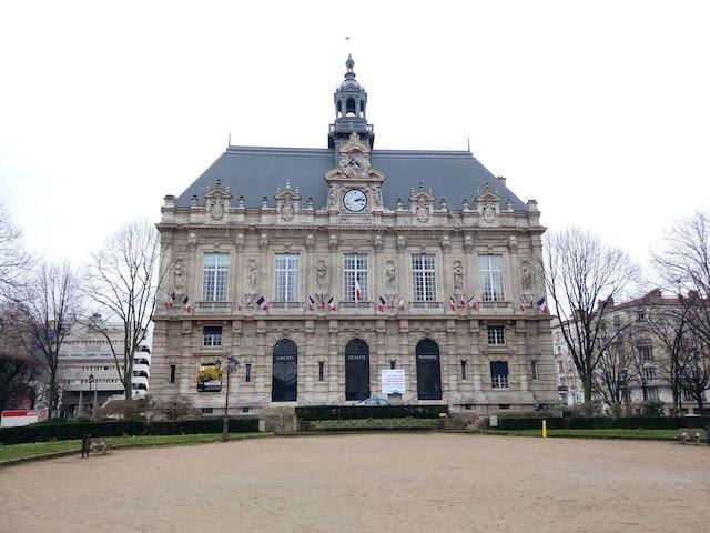 Mairie d'Ivry / © Sylvain Lafay