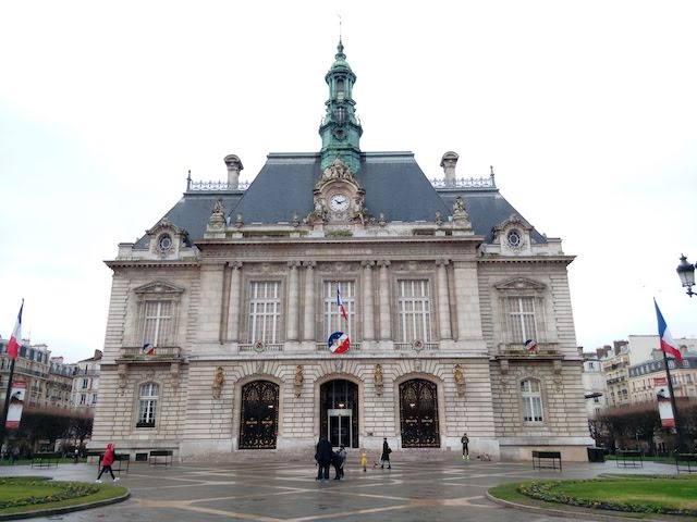 Mairie de Levallois / © Sylvain Lafay