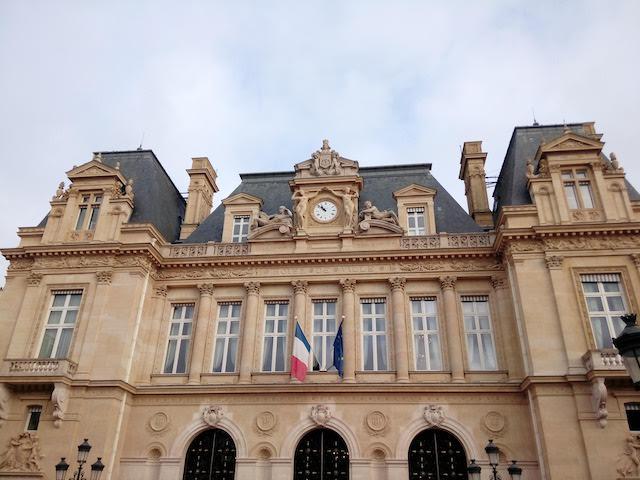 Mairie de Neuilly / © Sylvain Lafay