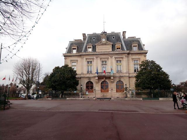 Mairie de Nogent / © Sylvain Lafay