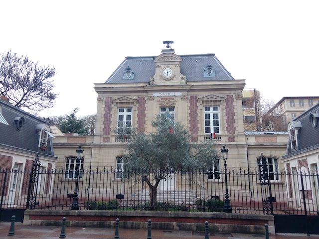 Mairie de Saint-Maurice /  © Sylvain Lafay