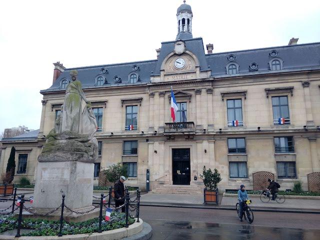 Mairie de Saint-Ouen / © Sylvain Lafay