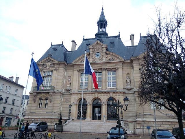 Mairie de Suresnes / © Sylvain Lafay