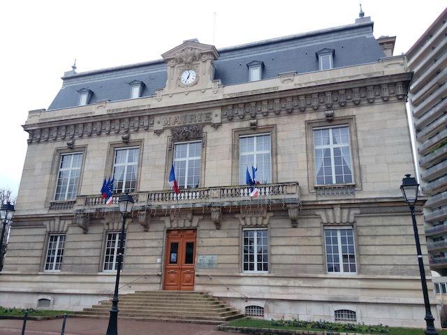 Mairie de Vanves / © Sylvain Lafay