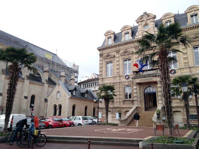 Musée de Saint-Cloud / © Sylvain Lafay