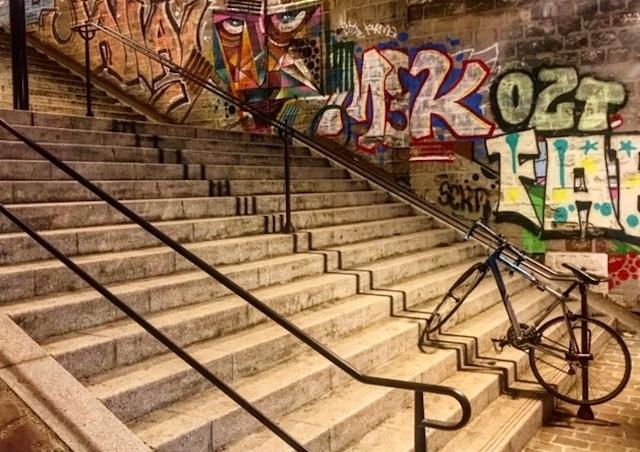 Entre Paris et Pantin / @ Steve Stillman pour Enlarge your Paris