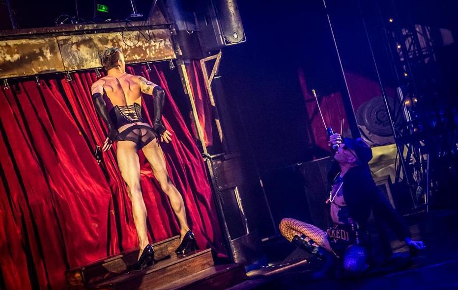 Le Cabaret Décadent du Cirque Electrique / © Didier Bonin