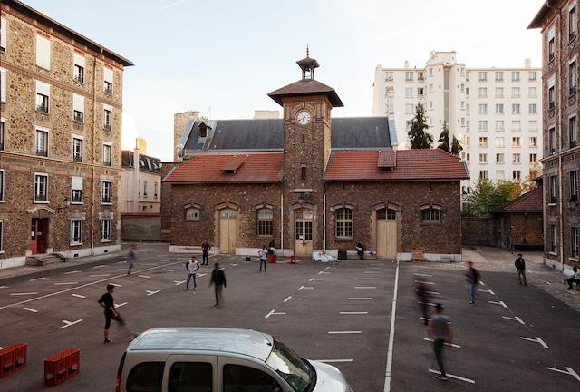 La caserne Exelmans dans le 16e / © Plateau urbain