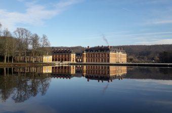 Le château de Dampierre, le réveil de la Belle au bois dormant