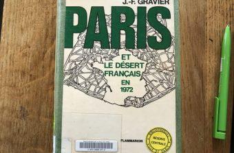 10 choses apprises en lisant « Paris et le désert français »