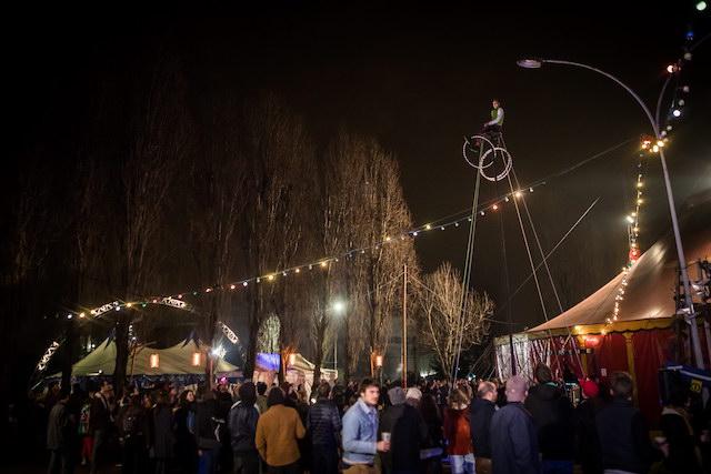 Le festival Karnasouk au Kilowatt à Vitry / © Soukmachines