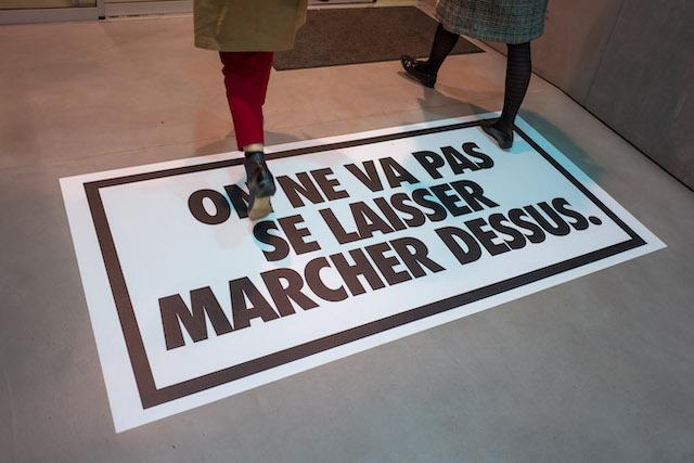 "Exposition ""Tentatives de bonheur"" au Maif Social Club à Paris / © Benjamin Isidore Juveneton"