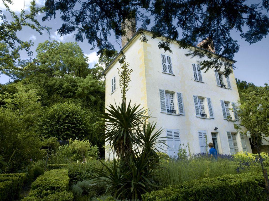 Maison du Docteur Gachet / © Office du tourisme d'Auvers-sur-Oise