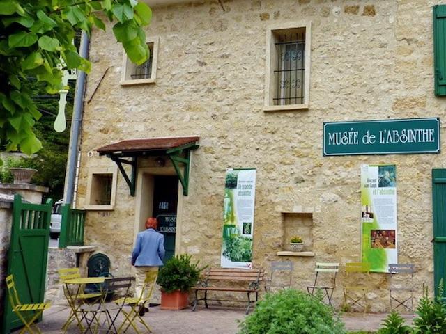 Musée de l'absinthe / © Office du tourisme d'Auvers-sur-Oise