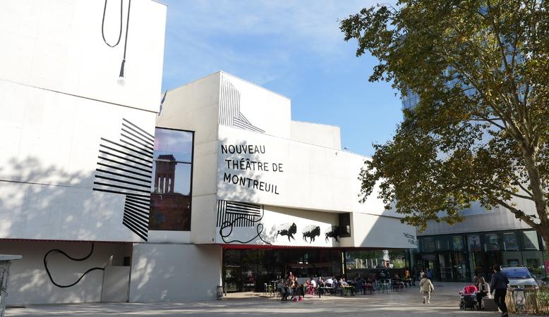 Le Nouveau Théâtre de Montreuil / © Nouveau Théâtre de Montreuil