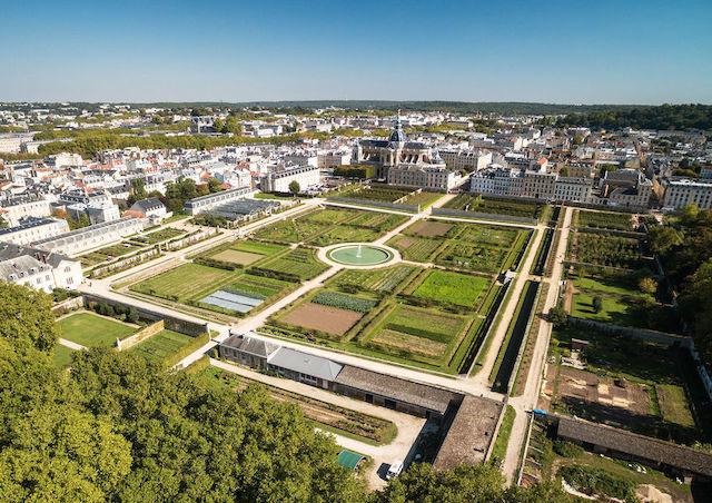 Le Potager du Roi à Versailles / © Ville de Versailles