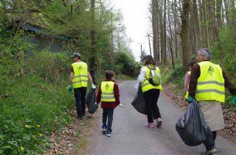 Avant la chasse aux oeufs de Pâques, faites la chasse aux déchets sauvages en Vallée de Chevreuse