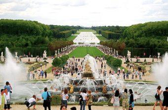 Versailles ou les eaux du pouvoir