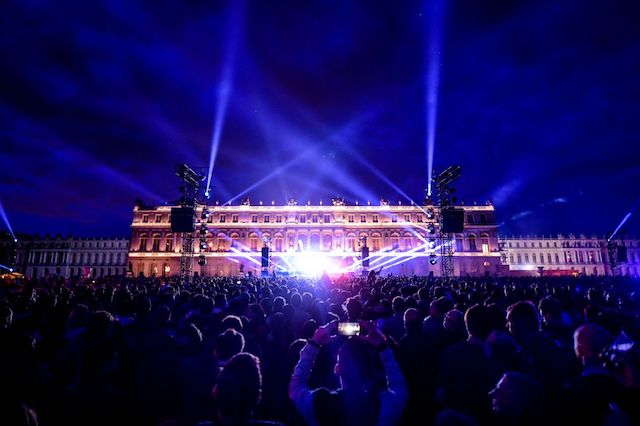 La première édition de Versailles électro en 2019 / © Anthony Ghnassia
