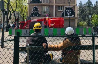 Le Sentier street art du Grand Paris donne naissance à sa première fresque à Paris