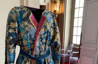Des robes de papier plus vraies que nature au château de Champs-sur-Marne