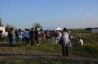 24h de mobilisation citoyenne contre le projet de centre commercial Europacity à Gonesse