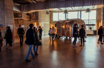 Le DJ Thylacine en expo-résidence à Pantin