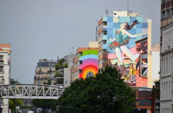 Vernissage XXL pour la galerie street art à ciel ouvert «Boulevard 13»