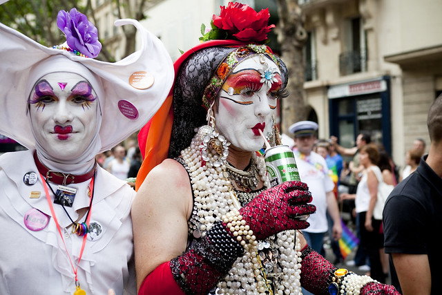 La Gaypride à Paris en 2010 / © Philippe Leroyer (Flickr - Creative commons)