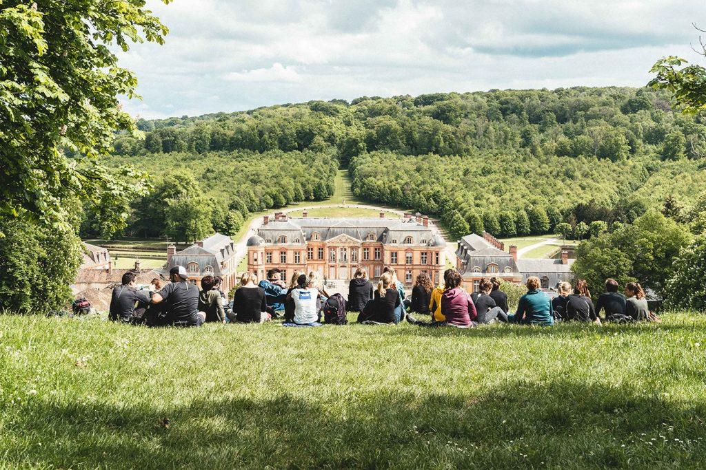 Le château de Dampierre en Haute Vallée de Chevreuse / © Helloways