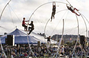 Les arts du cirque signent le début de l'été dans le 9-2