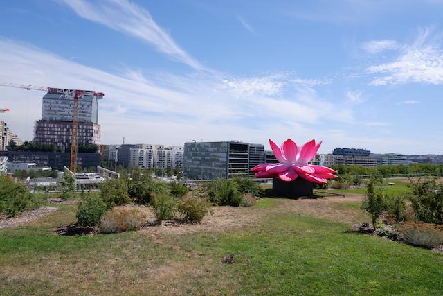 Les Extatiques à la Seine musicales à Boulogne / © Solenn Cordroc'h pour Enlarge your Paris