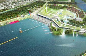 Participez à l'inauguration du stade nautique olympique à Vaires-Torcy