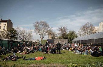 La ferme urbaine de Saint-Denis relance son cinéma en plein air