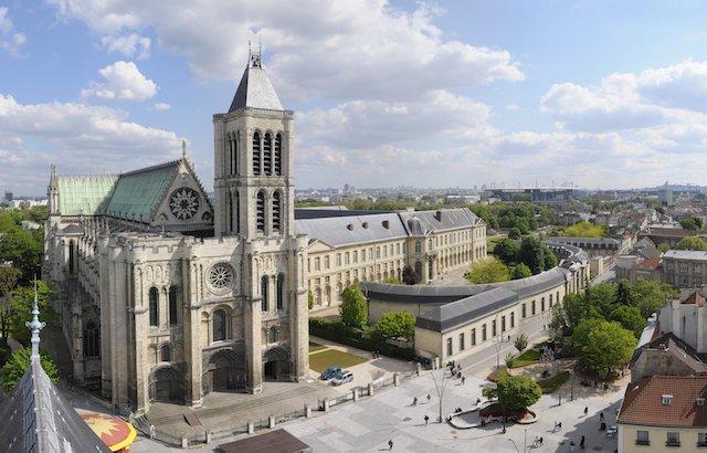 La basilique Saint-Denis / @ Ville de Saint-Denis