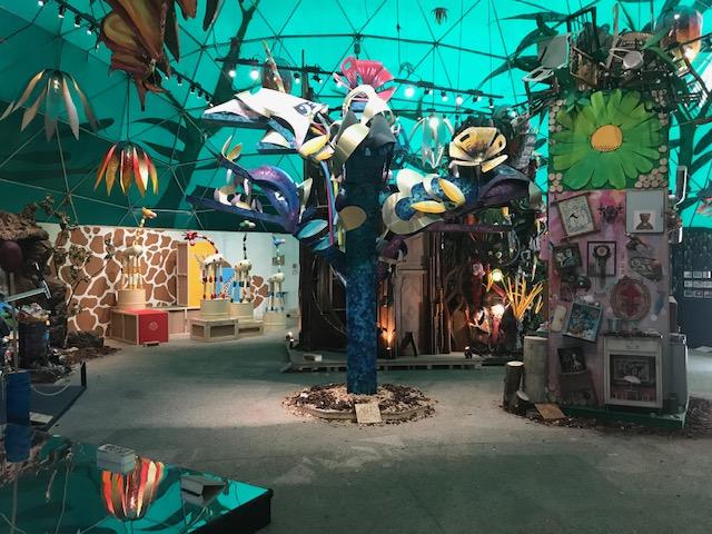 L'intérieur de l'escargot / © Steve Stillman pour Enlarge your Paris