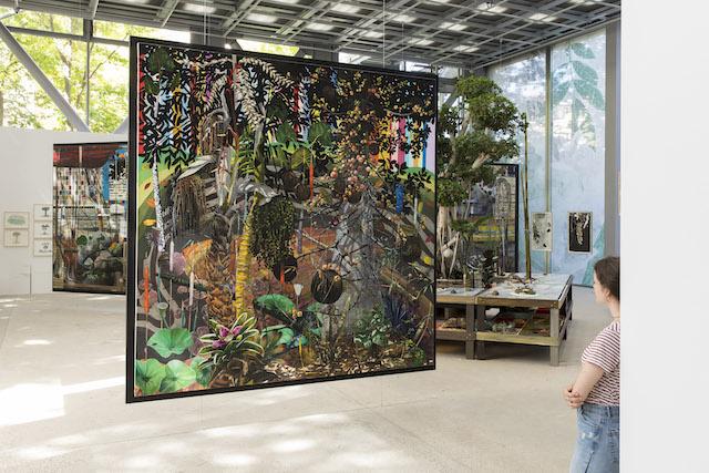 """""""Nous les arbres"""" à la Fondation Cartier à Paris / © Thibault Voisin"""